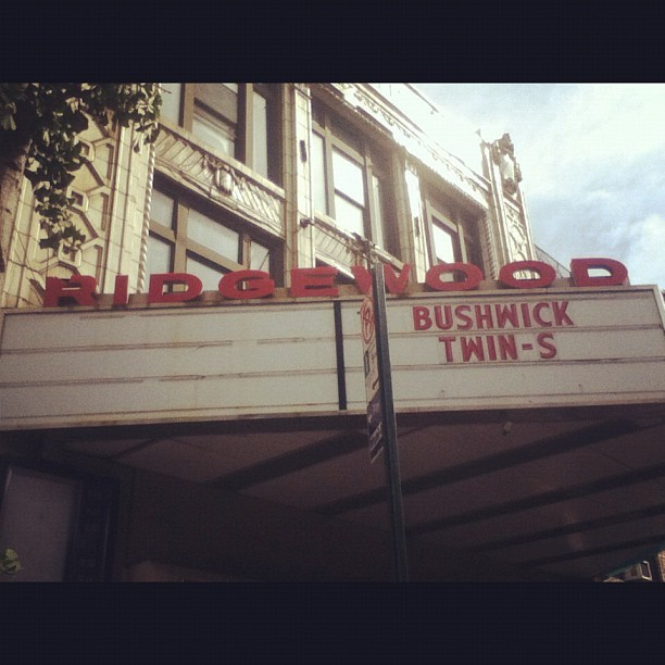 #BushwickTwins ? What #movie is that? #lol (Taken with Instagram)