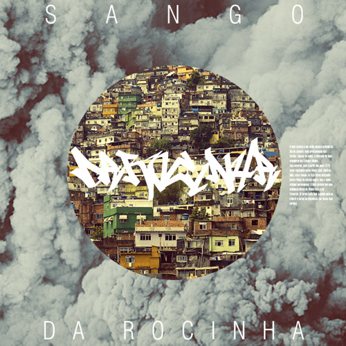 "Da Rocinha, from Sango, delivers Brazil-gone-bass: ""funk carioca"" taken to the future. The unsubtly-titled ""Tremendo o Bumbum"" delivers throbbing low-end theory layered with chopped drums and vocals. ""Não Solta Não"" hints at what a South American slow-jam by M.I.A. or Santigold would sound like; ""Passinho Kudoro"" and ""Todo o Mundo"" are both uptempo bangers for a dirty basement party; ""Fica Caladinha"" is Portuguese dancehall, heavy and sticky in the ears. Great stuff on this well-produced and nicely-fused EP off of Soulection. FREE:  <a href=""http://soulection.bandcamp.com/album/da-rocinha"" data-mce-href=""http://soulection.bandcamp.com/album/da-rocinha"">Da Rocinha by Sango</a> BONUS BEAT:"