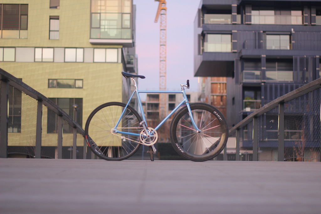 bisikleta:  My SMG track bike (by blue.beanie)