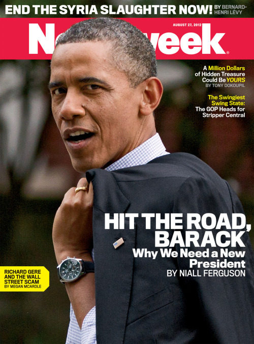 Newsweek - August 27, 2012
