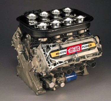 stickittothemanniosis:  mf408smugen powered naturally aspirated 4.0L DOHC V8, 500+hpProbably the greatest creation ever.