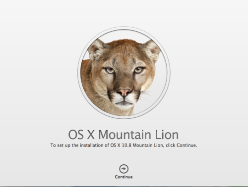 "Mountain Lion #macosx about to be installed.  Here come the speed improvements!  Can't wait to try the ""Airplay"" feature from desktop Mac to AppleTV.   Still remember the time when a colleague was boasting about his Android unit and some ""HDMI"" nonsense and I just replied, ""Oh yeah, I do that wirelessly with Apple's Airplay.""  He responded, ""Show off"".    LOL"