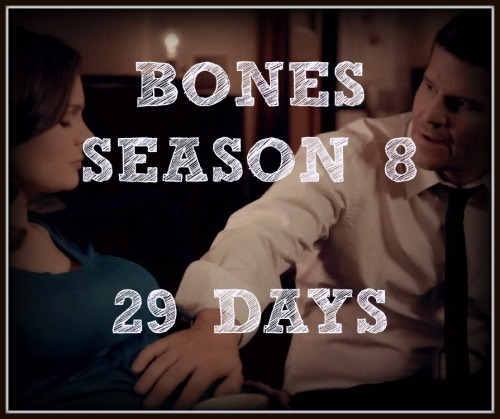 #Bones Countdown (Season 8)→ 29 Days!