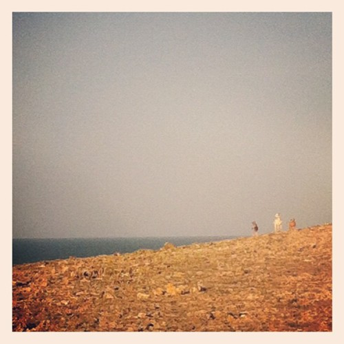 mabellog:  Untitled (Taken with Instagram at Cabo San Román)