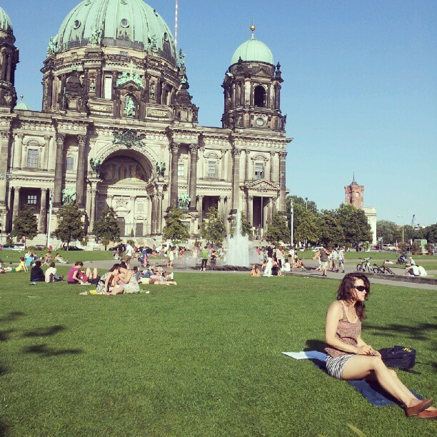 Berlin, Summer of 2012 (Taken with Instagram)