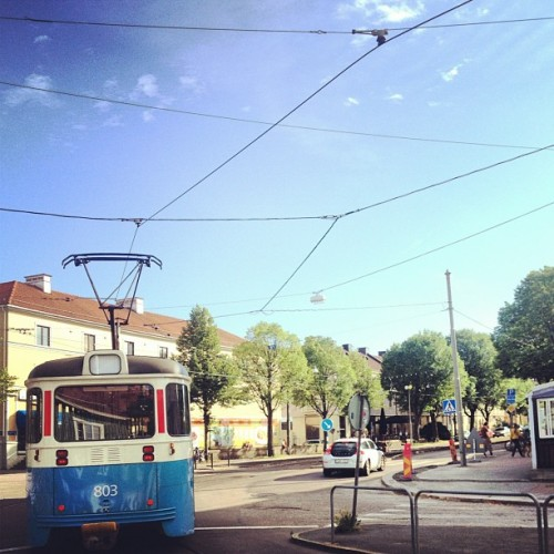 I will always love you. #livegothenburg  (Taken with Instagram at Hållplats Mariaplan (S))