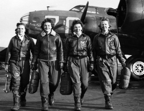 WW2 women pilots