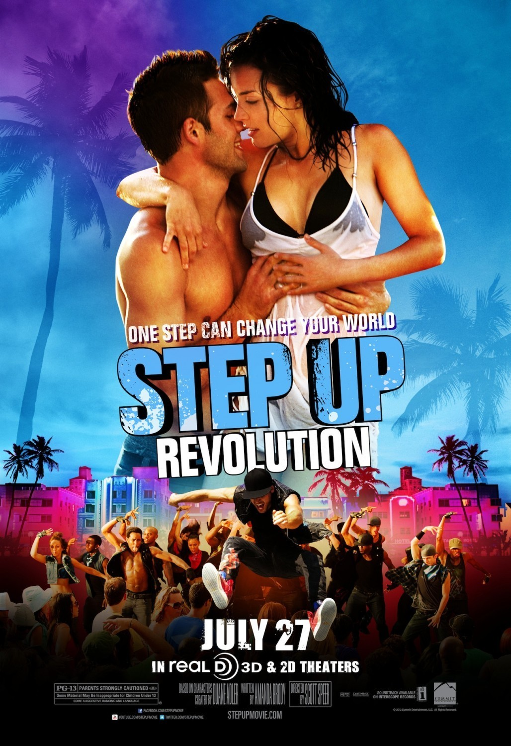 Step Up 4: Revolution. (9/10)