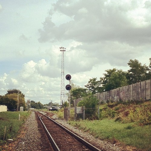 Rails #ldnont (Taken with Instagram)
