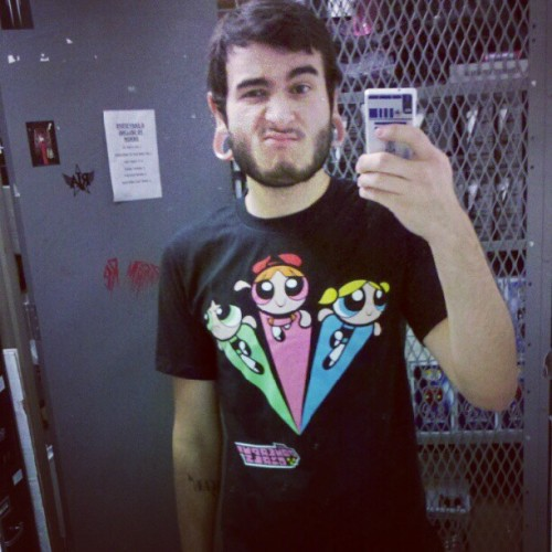 #vegan #gay #queer #homo #PowerpuffGirls #stretchedlobes (Taken with Instagram)