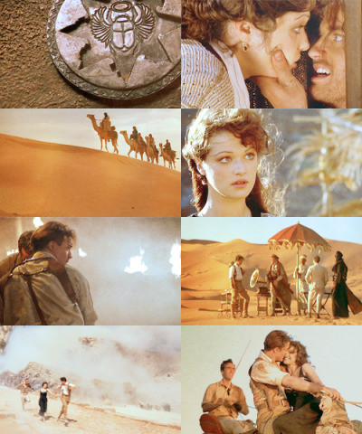 trinketsinthegrotto:  all time favorite films —-> The Mummy (1999)