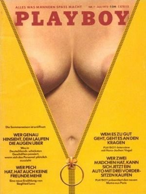 playboy germany  july 1973