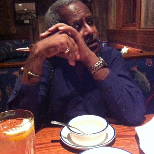 Lunch with Dad at #RedLobster (Taken with Instagram)