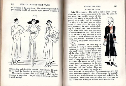 How to dress in good taste. (1937)