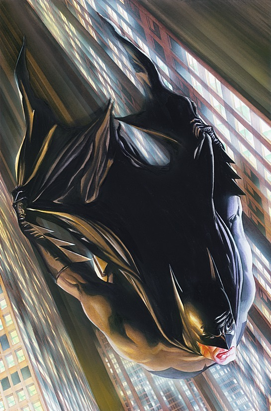 Batman #679 Variant Cover by Alex Ross