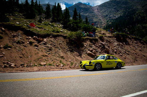 Alpine relief Starring: Porsche 911 (by JaySars)