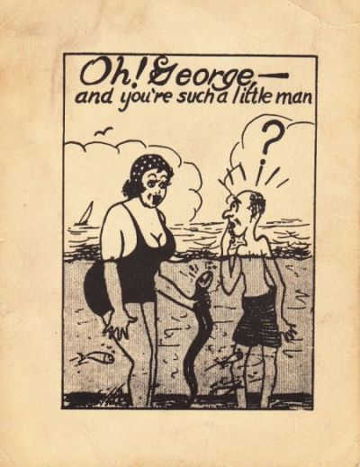 mudwerks:  (via martin klasch: Oh! George) Vintage Sleaze: George Goes Swimming