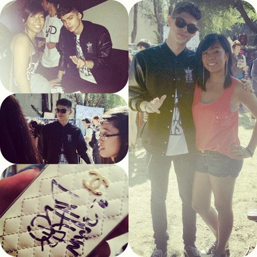 Meeting the love of my life, @ian_eastwood just made my day. 😍😍😍 I could die happy right now. And he signed my case. 😊 #WoDBay #ianeastwood #moswantedcrew #hessoskinny #andtoofreakincute #andanamazingdancer #perfection (Taken with Instagram)