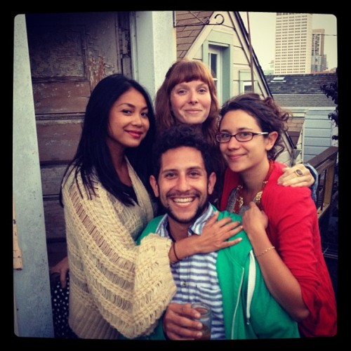 @cnprutting @esettimi @macklerstudios #sanfran (Taken with Instagram at oak st)