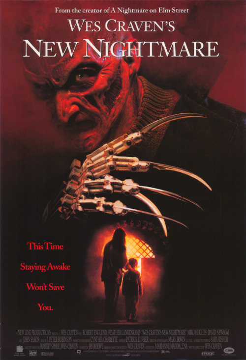 allthemoviesiveseen:  Wes Craven's New Nightmare (USA, Wes Craven, 1994)    Watching…