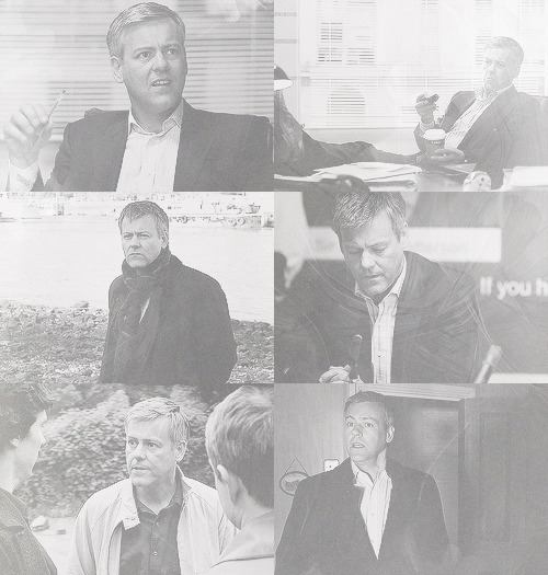 lestrade + grey → requested by the-mind-wall  Hell yes all Lestrade.