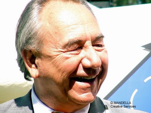 Comedy Day Countdown: Will Durst circa 2011 by Danielle Mandella. Durst will be performing at 2012's Comedy Day incarnation. I wonder how many he's been apart of. [28 Days Left] [Photo courtesy of America's Comedy]