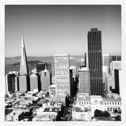 #sf (Taken with Instagram at The Fairmont San Francisco)