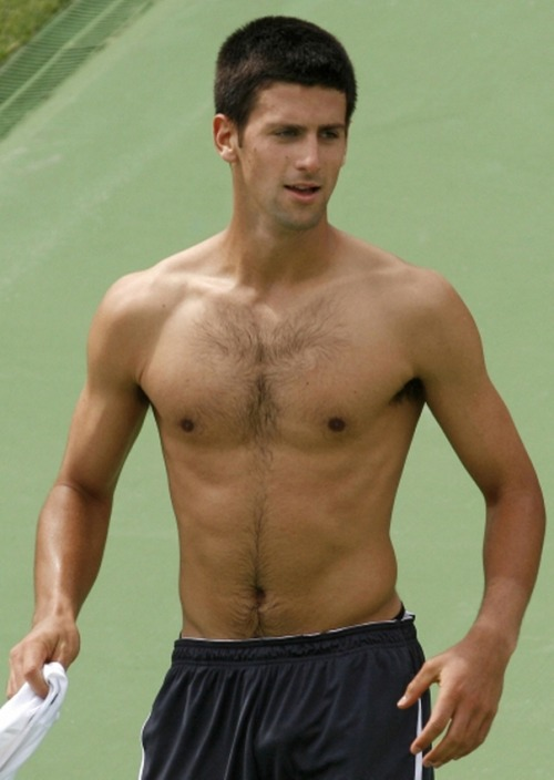 Novak Djokovic (born 22 May 1987) is a Serbian professional tennis player and a former World No. 1.