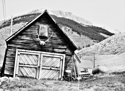 Barn ~ Silverton, CO