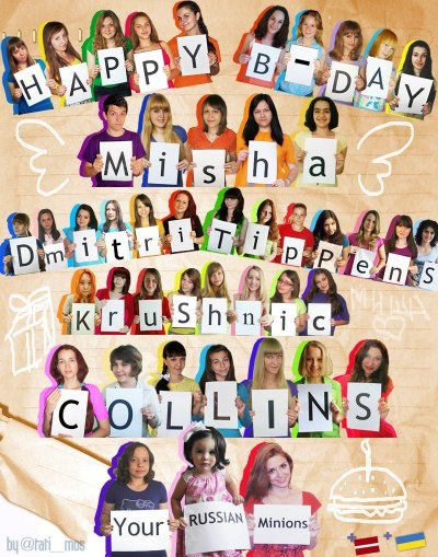 #HappyBirthdayMishaCollins