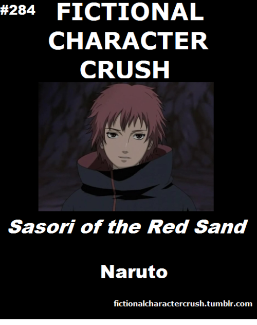 #284 - Sasori of the Red Sand from Naruto 20/08/2012