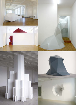 pandamandium:  Installations_Matthias Manner