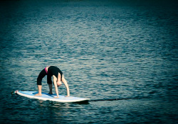 Yesterday, I was part of the video of SUP Yoga for KSF (www.ksf.ca). This is another preview for the upcoming video… can't wait to see it! Photo by Hugo Lavictoire.