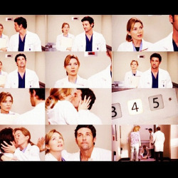 khomutova:  One of my favorite moments in Greys Anatomy