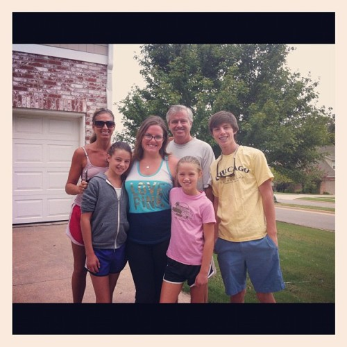 Love this family, too glad to be related to them :)  (Taken with Instagram)