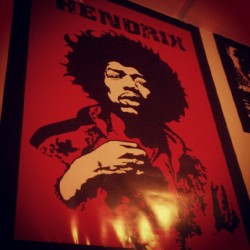 *takes off top and does the boobie shake* JIMI! (Taken with Instagram)