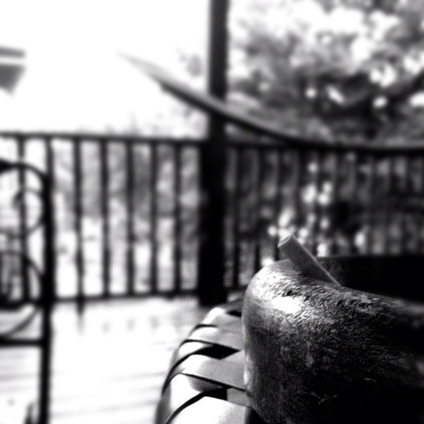 Porch life (Taken with Instagram at 21 Halllllll)
