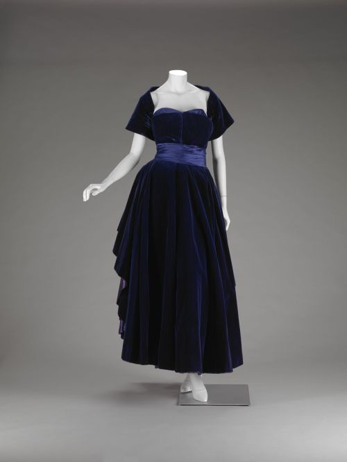 Ball Gown Christian Dior, 1948 The Indianapolis Museum of Art
