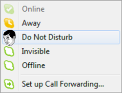 """Do not disturb"" ;]"