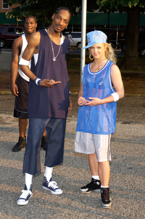 britney & snoop