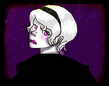 phantasmic-durian:  Rose Lalonde from Homestuck.