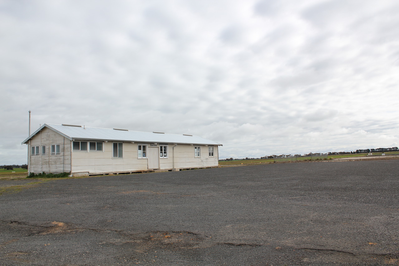Flight Office, Nhill Aerodrome