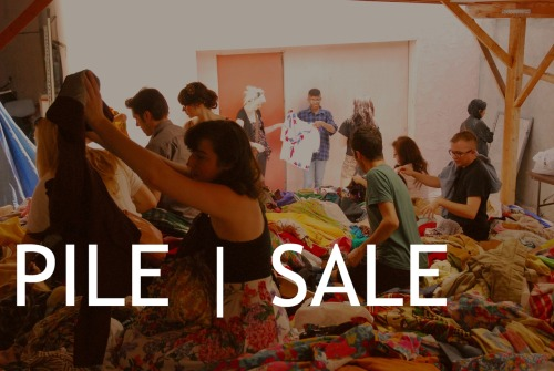 Our August pile sale is officially closed to the public. Be sure to visit next month's  wholesale.