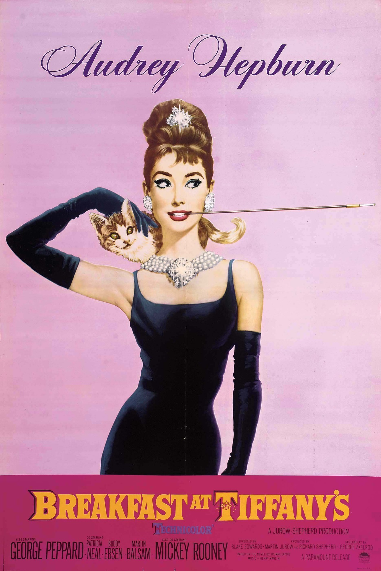bohemea:  Breakfast At Tiffany's