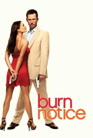 I am watching Burn Notice                                                  107 others are also watching                       Burn Notice on GetGlue.com