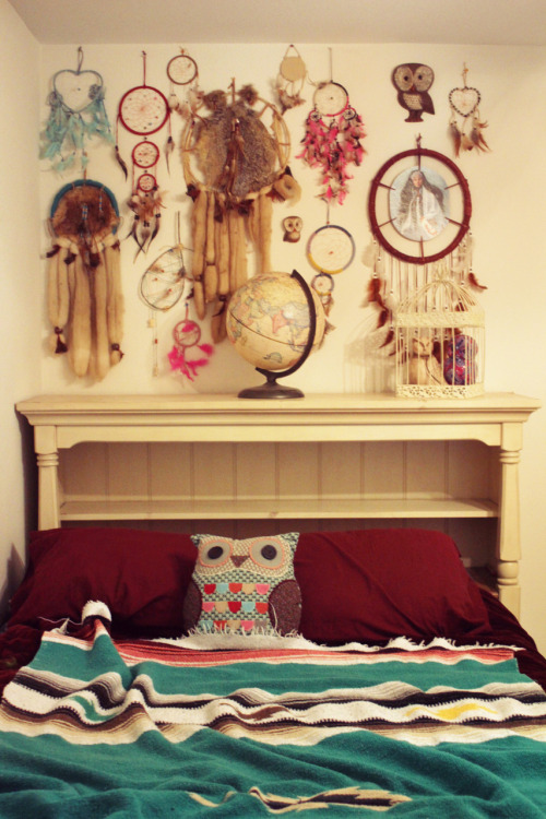 owls, dreamcatchers, and the world <3
