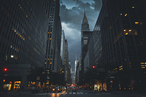 42nd St by mondayne