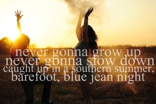 blondeoutlaw:  Barefoot Blue Jean Night-Jake Owen