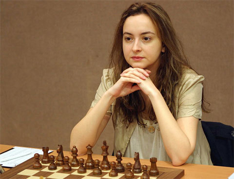 Antoaneta Stefanova, Bulgarian chess grandmaster, and a former Women's World Chess Champion.