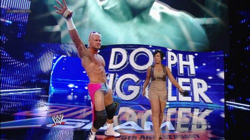 Dolph Ziggler loses to Chris Jericho at SummerSlam: August 19, 2012 Odd to say a former Undisputed Champion can't win the big one, but Y2J defeated Mr. Money in the Bank at SummerSlam. The loss felt like a set up for Ziggler to cash in on the World Heavyweight Champion, but it wasn't.